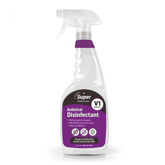 Antiviral Disinfectant 750ml